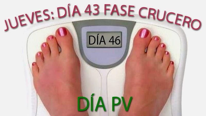 Dieta Dukan - Fase Crucero con Claudia - proteinas y verduras