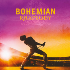 Freddie Mercury & Queen. Bohemian Rhapsody. Original soundtrack.