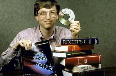 10 Fakta yang Belum Kamu Dengar Tentang Bill Gates