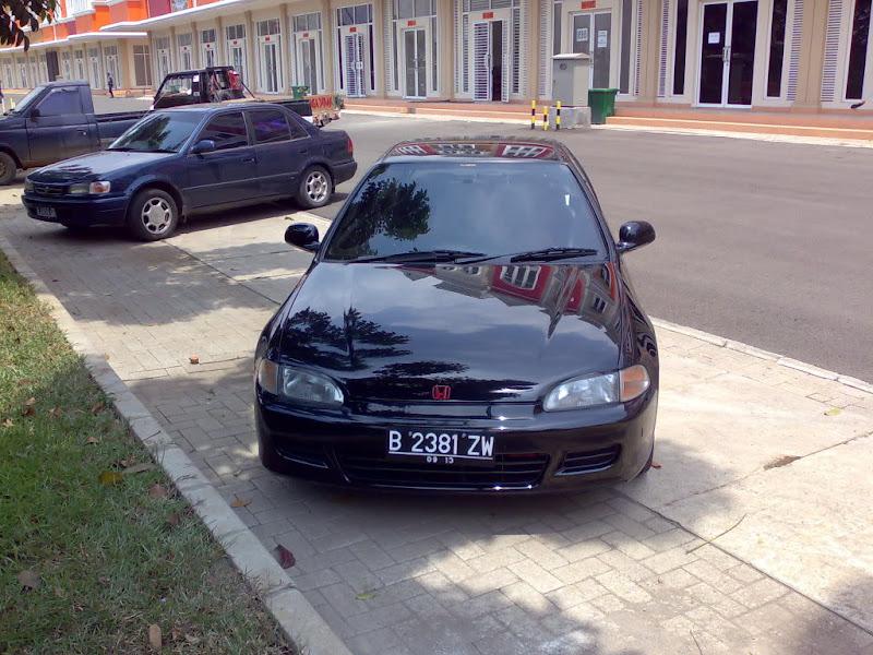 Honda Civic Estilo Dijual Murah Modifikasi ( Tidak Murahan ) title=
