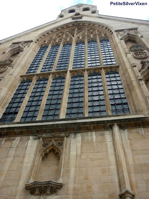 Church Window | PetiteSilverVixen