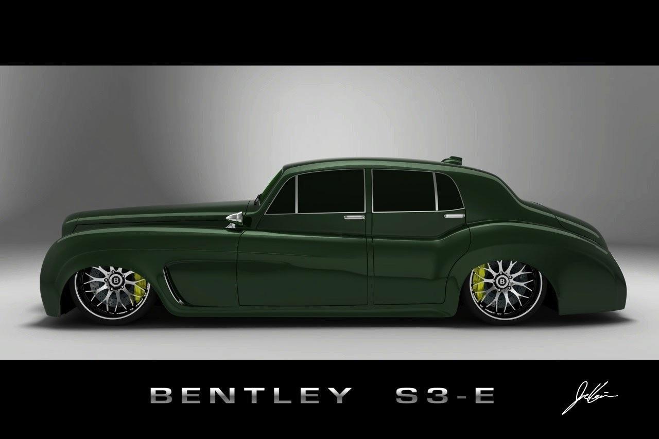 Fab wheels digest fwd 2008 bentley s3 e concept 2008 bentley s3 e concept vanachro Images