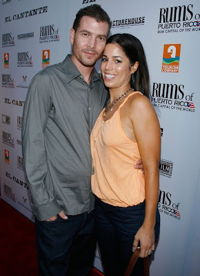 Ana Ortiz couple