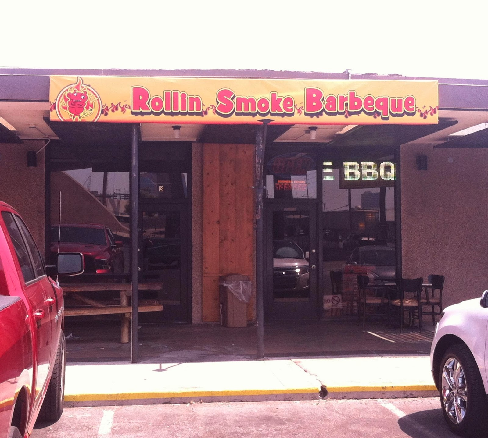 Like this Salt lick barbq in las vegas excellent, support