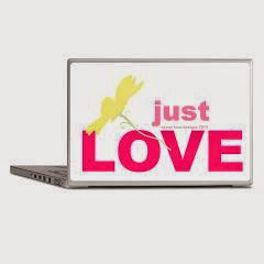 NEW!! Just LOVE Laptop Skins