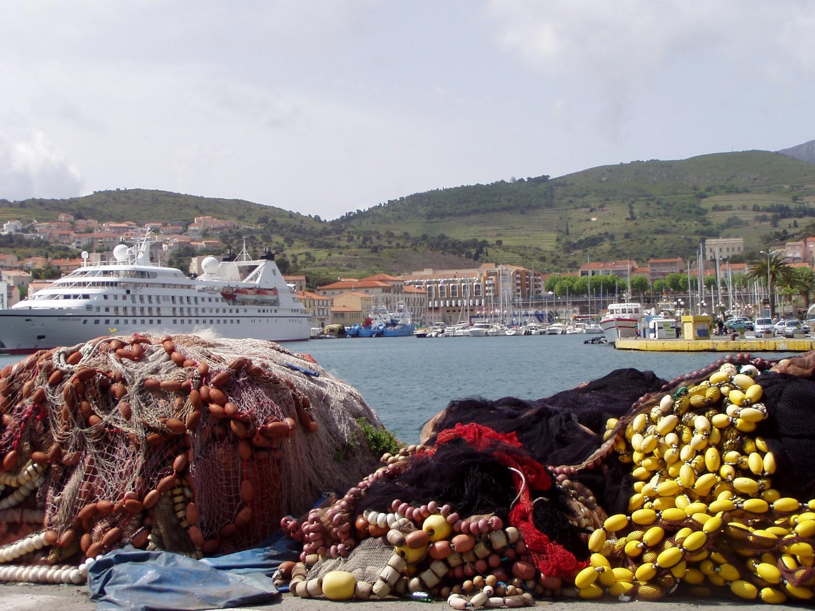 Les pyr n es photos randonn es paysages et rencontres le sentier du littoral de port vendres - Office du tourisme de port vendres ...