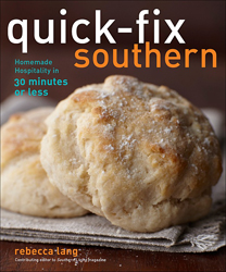 Cookbook Review: <b>Quick-Fix Southern</b> by Rebecca Lang