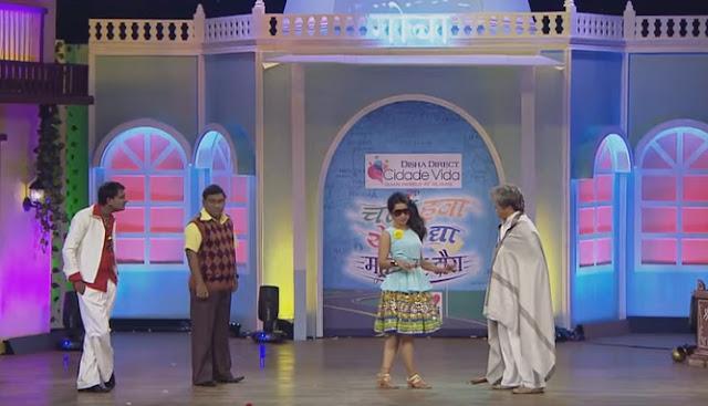 Chala Hawa Yeu Dya Maharashtra Daura - Episode 12 - January 18, 2016