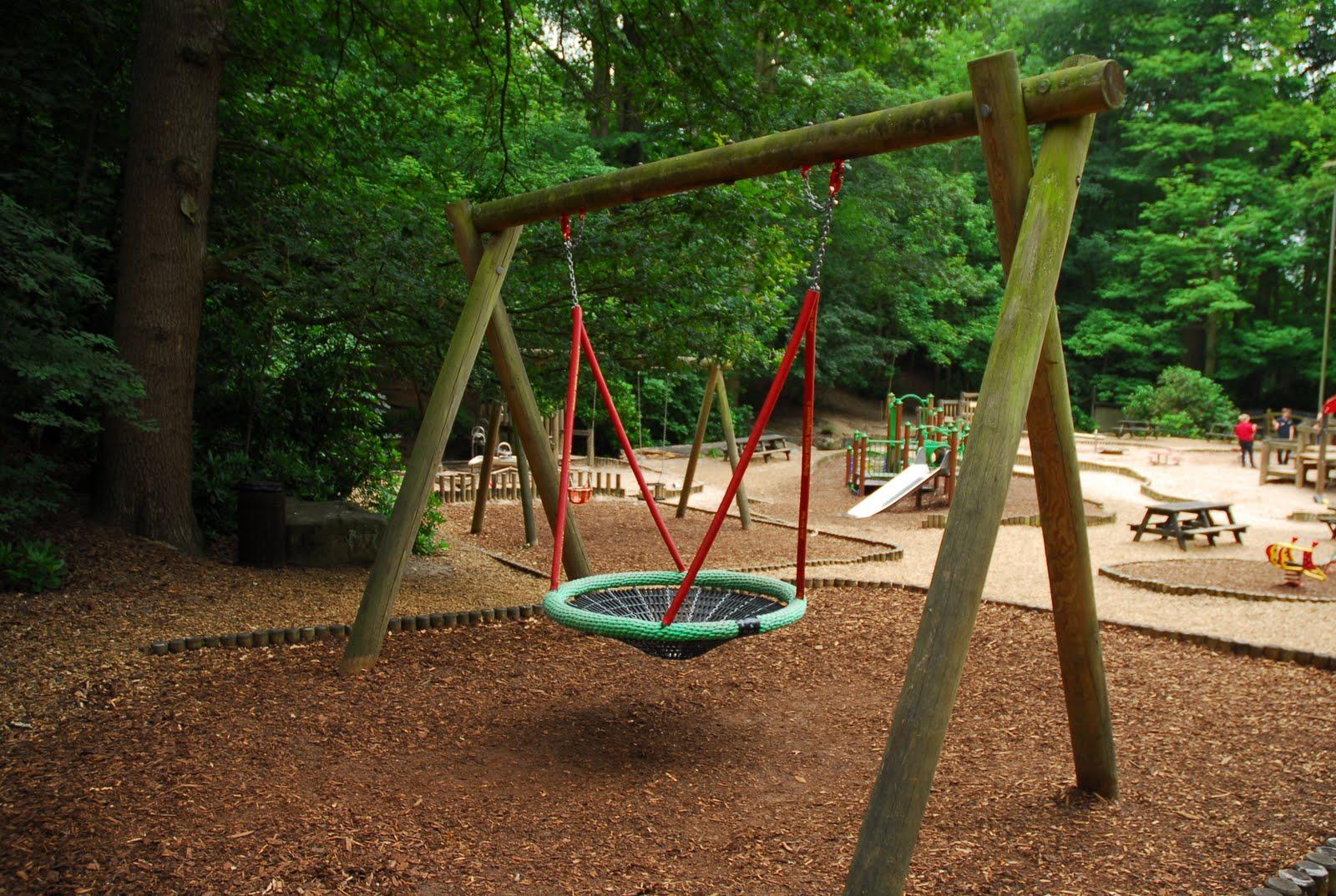 new basket swing in the farmyard chatsworth blog