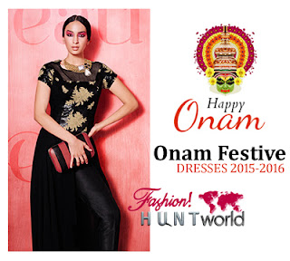 A Smashing Onam Occasion Dresses | Indian Traditional Dresses For Onam Festival