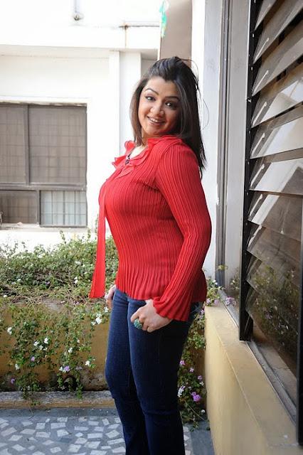 Aarthi Agarwal In Jeans