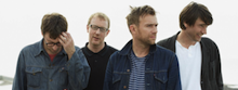 BLUR + GRIZZLY BEAR + DANIEL JOHNSTON + SWANS + MEAT PUPPETS + MÃO MORTA + GLASS CANDY + FOUR TET