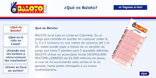Resultados del Baloto 2011