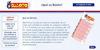 Resultados del Baloto 2011
