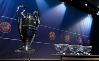 Hasil Drawing Undian Grup Liga Champions 2012/2013