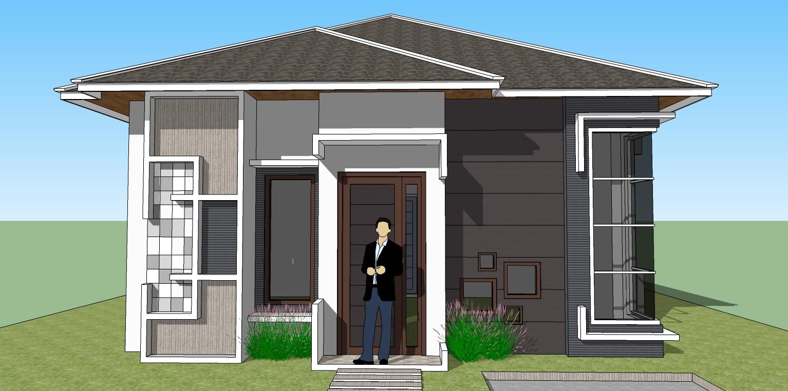 dekorasi rumah minimalis 1 lantai terbaru 2014 rumah