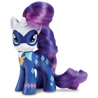 MLP Power Ponies Rarity as Radiance Brushable