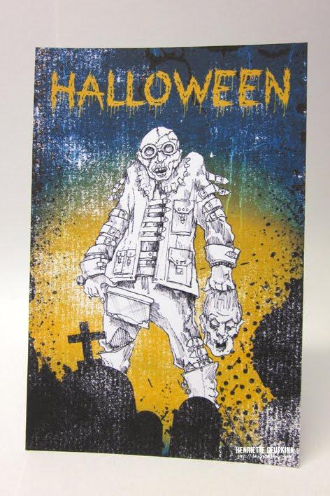 Rick St. Dennis - Halloween