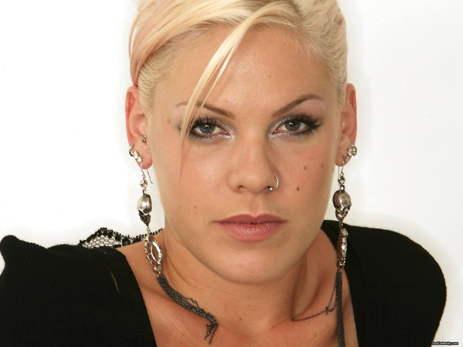 Pink Alecia Beth Moore