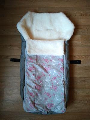 зимний конверт в коляску