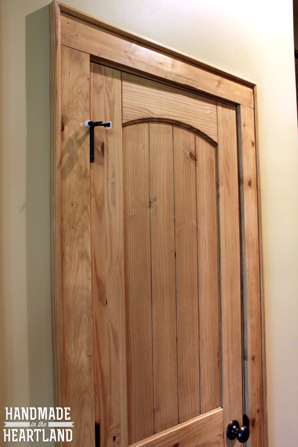 Diy interior window trim - Rustic Wood Door Frame Galleryhip Com The Hippest