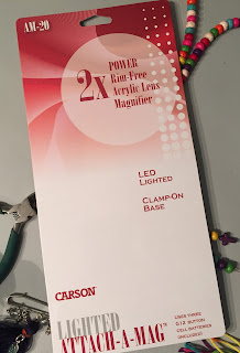 Carson AM-20 Led Lighted Magnifier