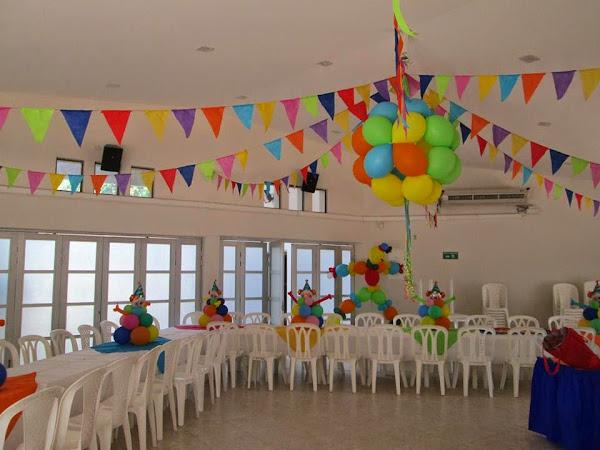 Salones para fiestas en el Espinal