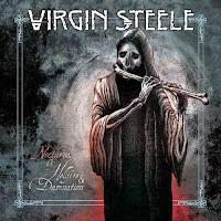 Virgin Steele - Nocturnes of Hellfire & Damnation cover3