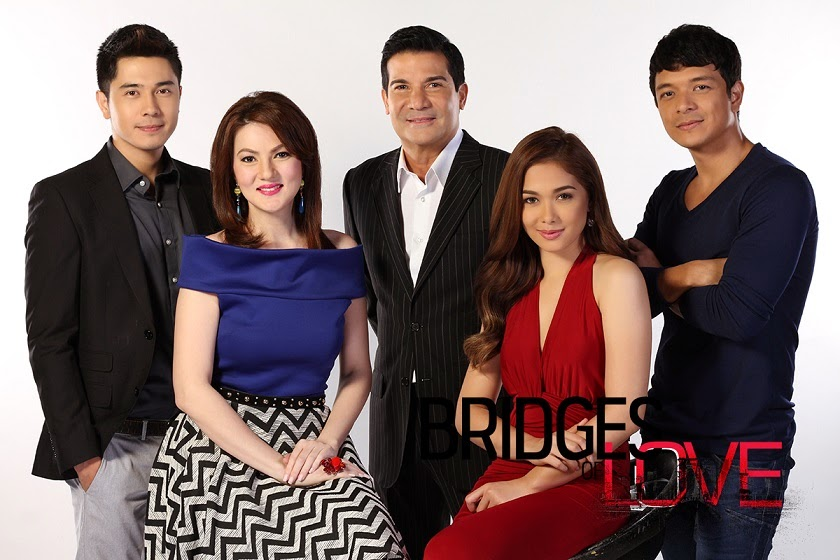 ABS-CBN airs 'Bridges of Love' on Monday, March 16