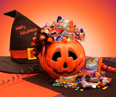 Healthy Halloween Candy Ideas