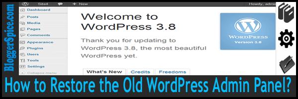 WordPress Classic