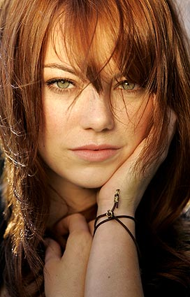 Sexiest Women Alive of November 2012 Emma Stone Redhead