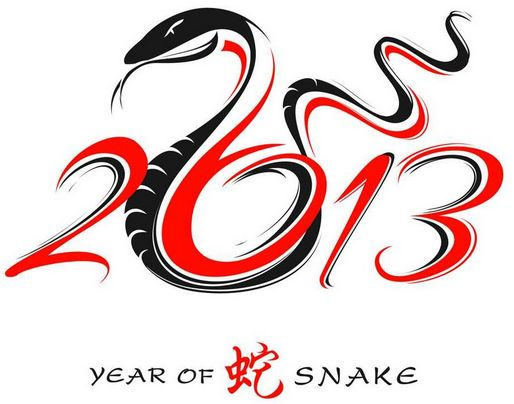 Chinese New Year: The Year of the Snake [Inspiration]