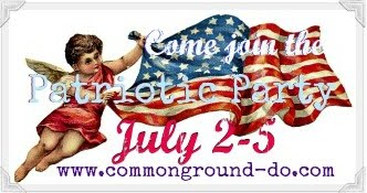 Patriotic Party at Common Ground