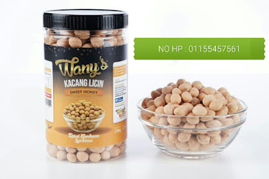 WANY'S KACANG LICIN SWEET HONEY