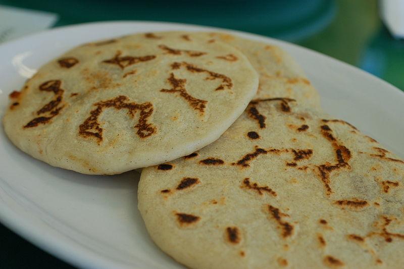 Colorado Foodie Girl: Pupusas and El Salvador