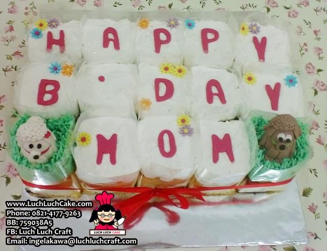 kue tart anjing daerah surabaya - sidoarjo