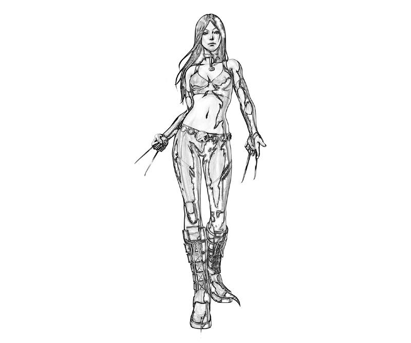 marvel-vs-capcom-x-23-skill-coloring-pages