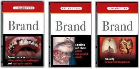 Les comprimés qui veut cesser de fumer