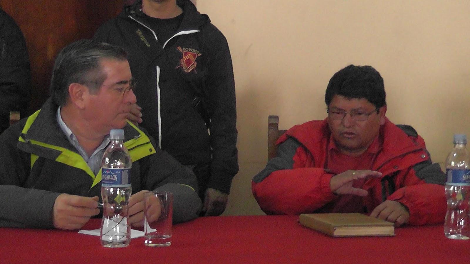 El maletero red verde cajamarca comit de lucha del for Como se llama el ministro del interior