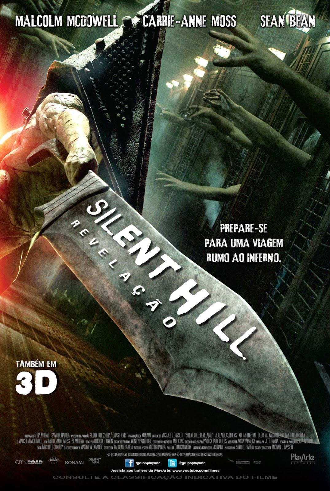 Silent Hill Revelação Dublado