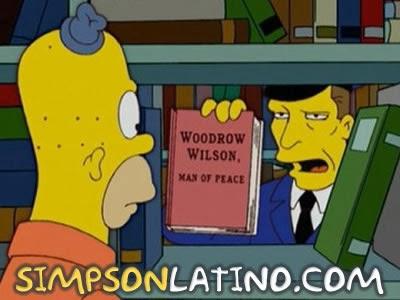 Los Simpson 16x14