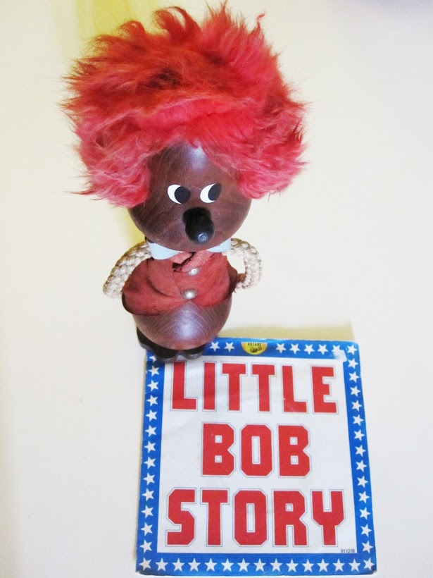 Little Bob Story - like rock'n roll - 1975 45 tours - Arcane records - 1975 - France piazza