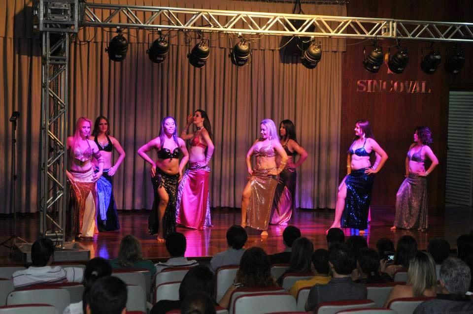 Festival de danças de Londrina-Pr