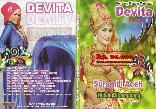 Devita - Surambi Aceh (Album Dendang Minang Maimbau)