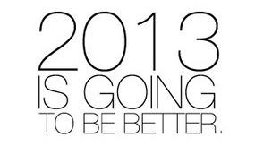 2013 pensamentos positivos