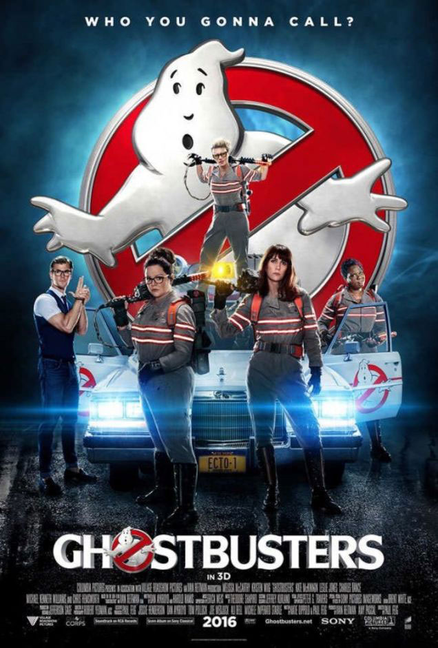 Ghostbusters (2016) Movie Download In 300MB