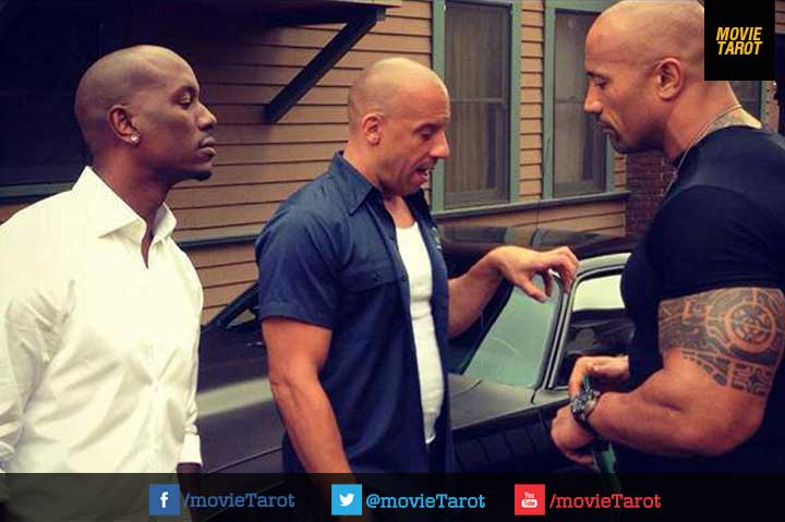 Dwayne Johnson TruckVin Diesel And Dwayne Johnson Height