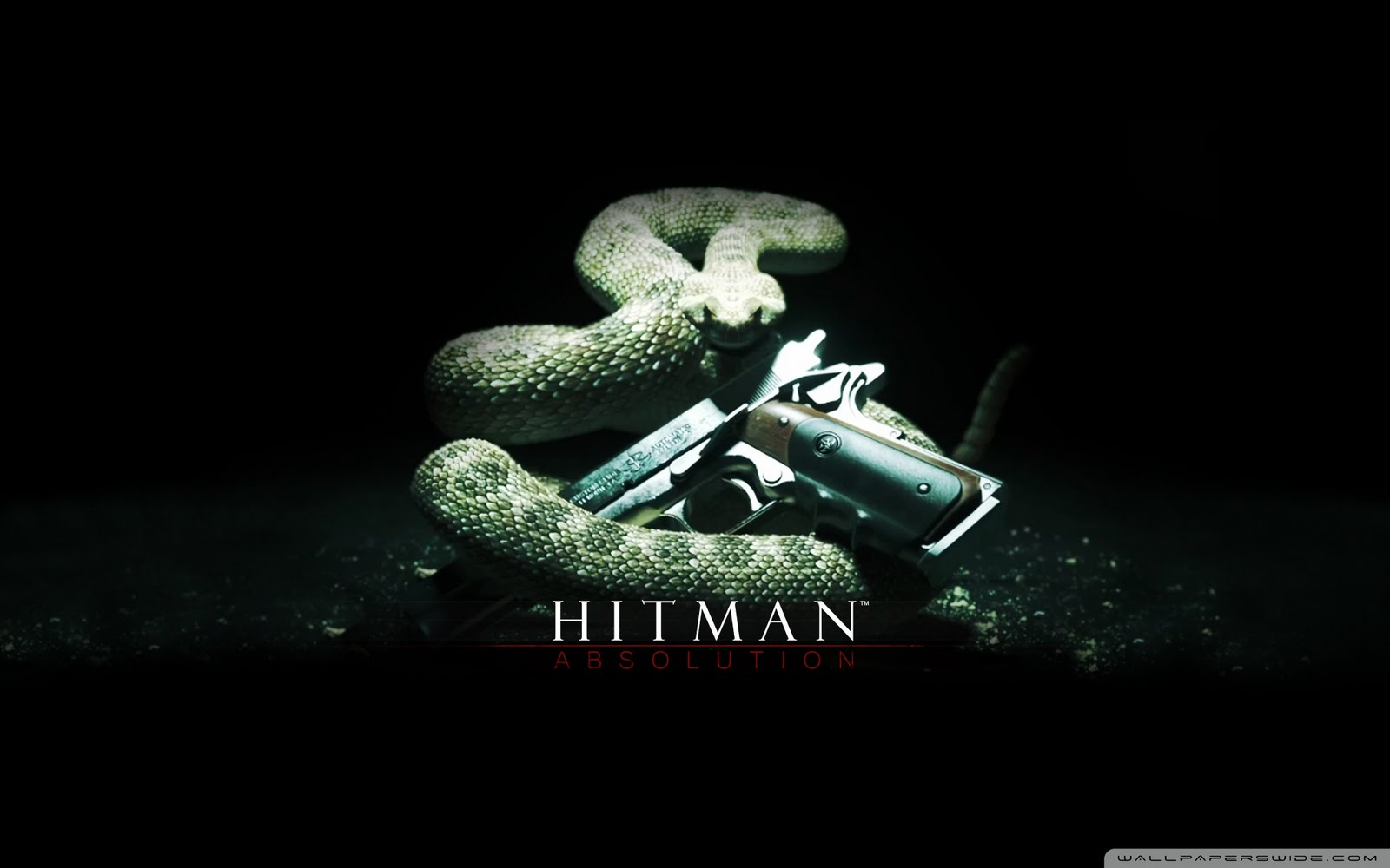 Hitman HD & Widescreen Wallpaper 0.356785077369961