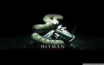 #4 Hitman Wallpaper